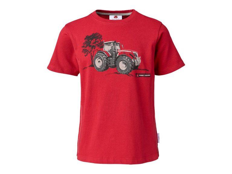 Child's Massey Red Tree T-Shirt