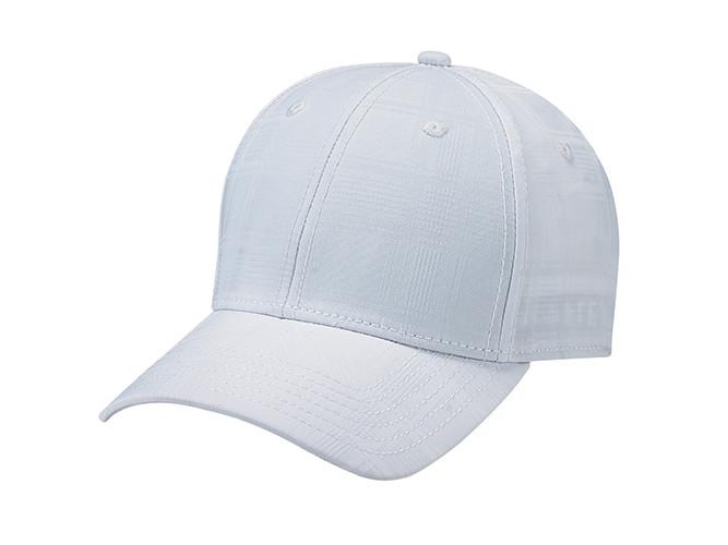 Fendt White Plaid Hat