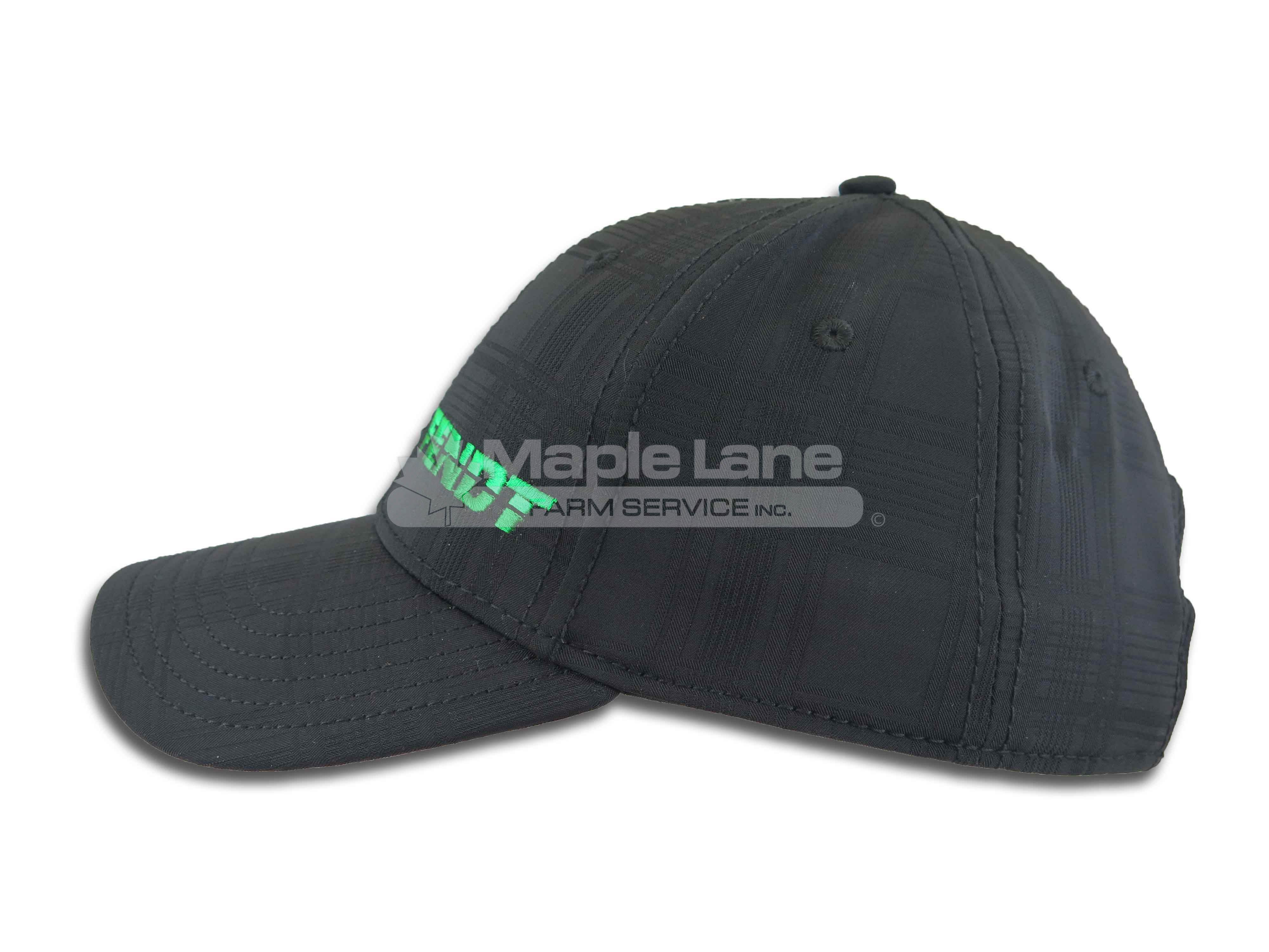Fendt Black Plaid Hat