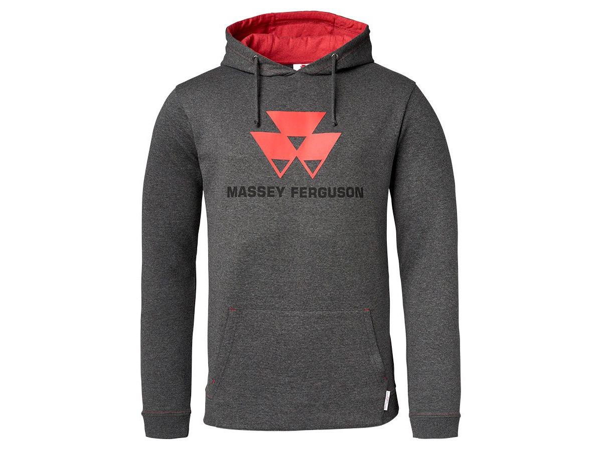 Massey Ferguson Grey Hoodie