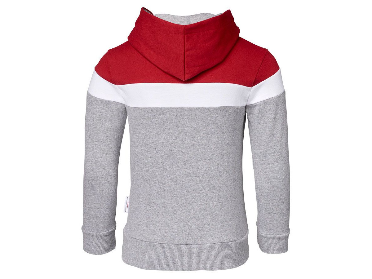 Childs Colour Block Hoodie