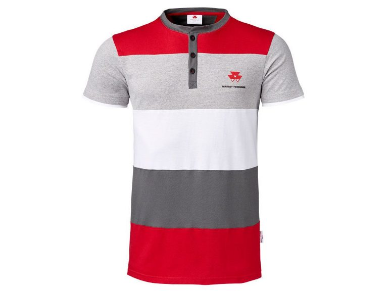 Massey Ferguson Colour Block Shirt
