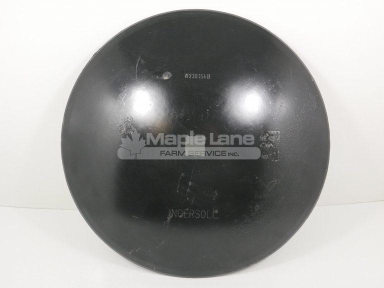 "W238154B Plain Disc 18"" 7-Gauge"