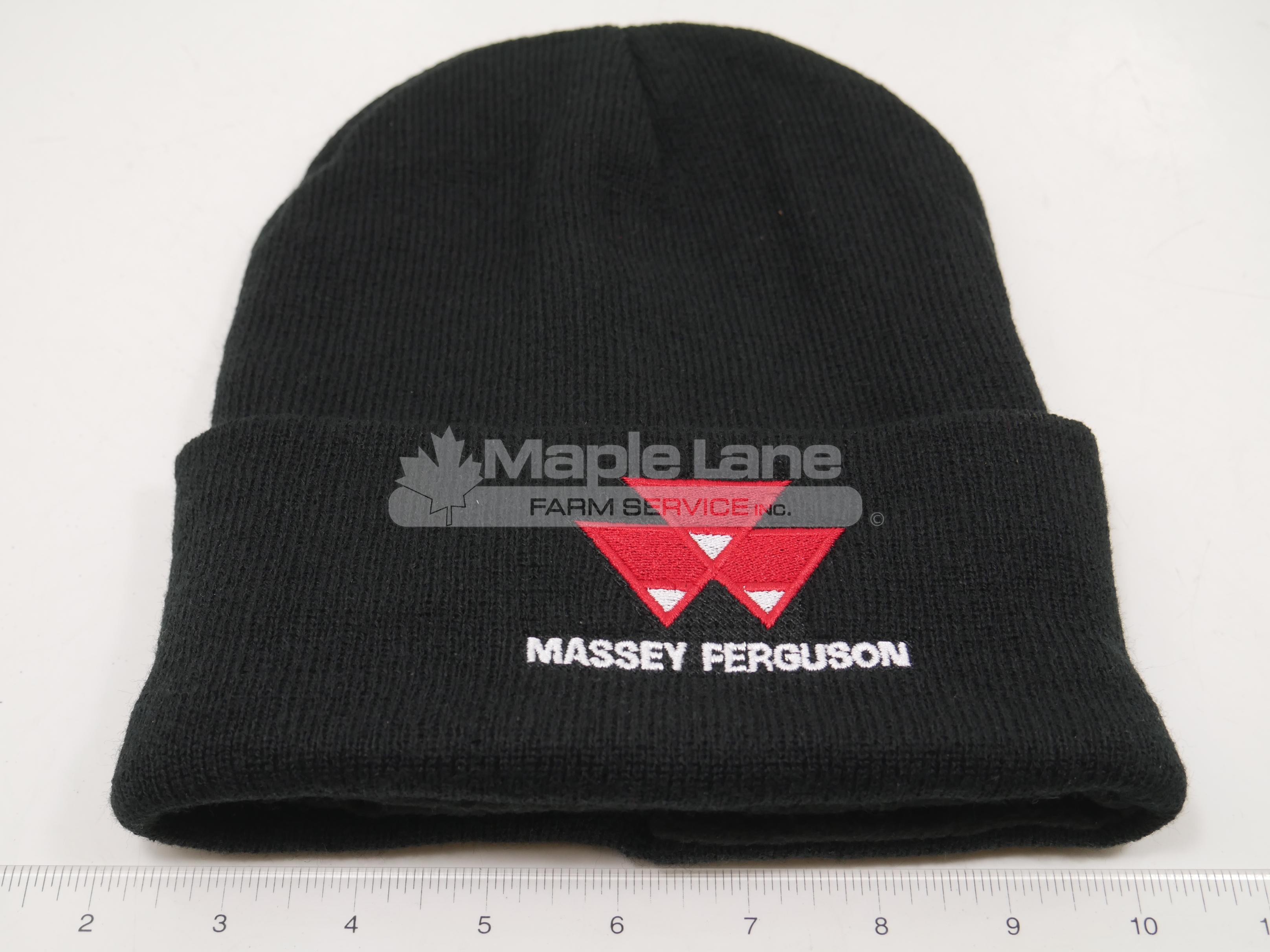 Massey Ferguson Black Winter Hat