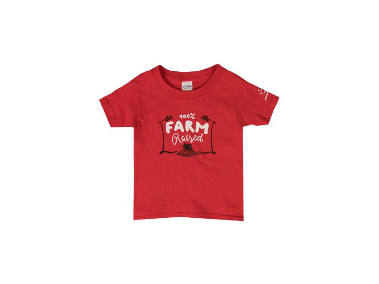 Toddler Farm Raised Massey Shirt