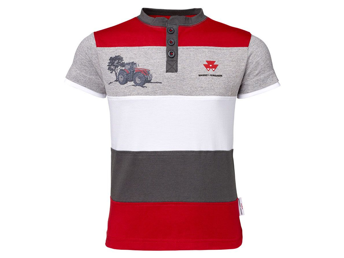 Child's Massey Colour Block Shirt