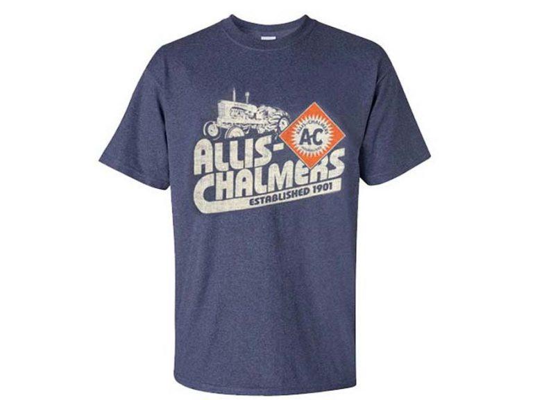 Allis Chalmers Navy T-Shirt