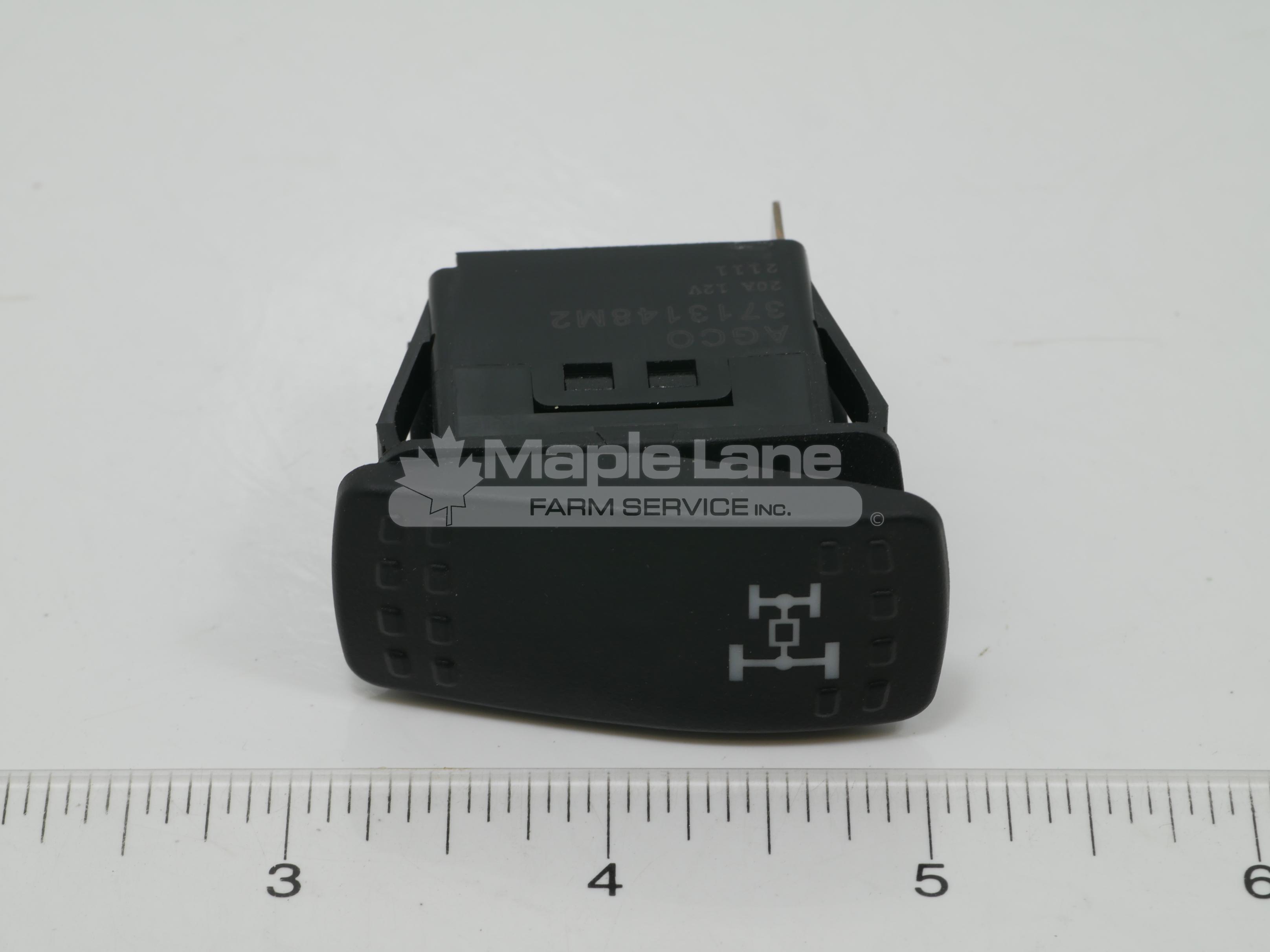 3713148M2 Black Switch