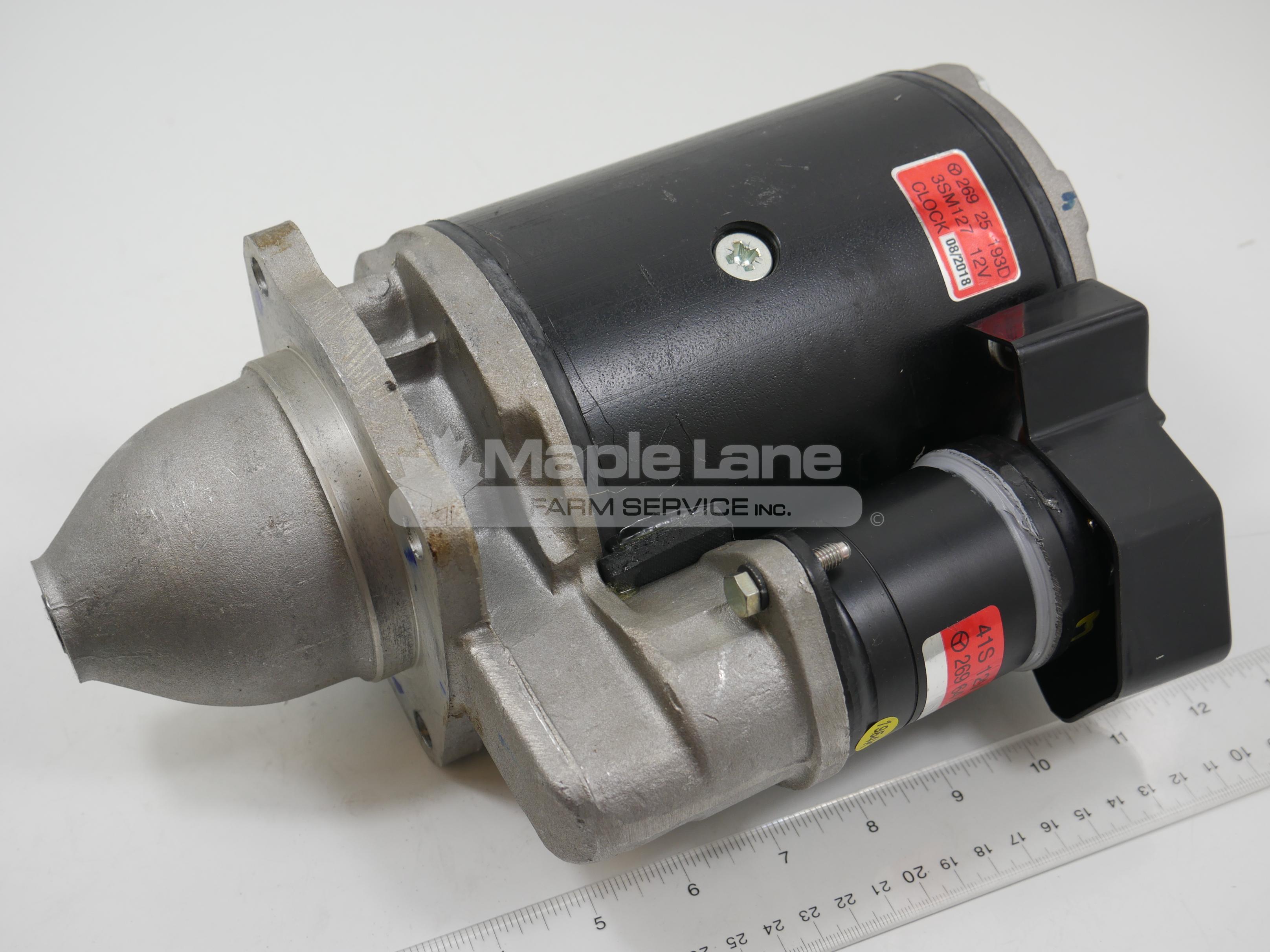 3763362M94 Starter Motor