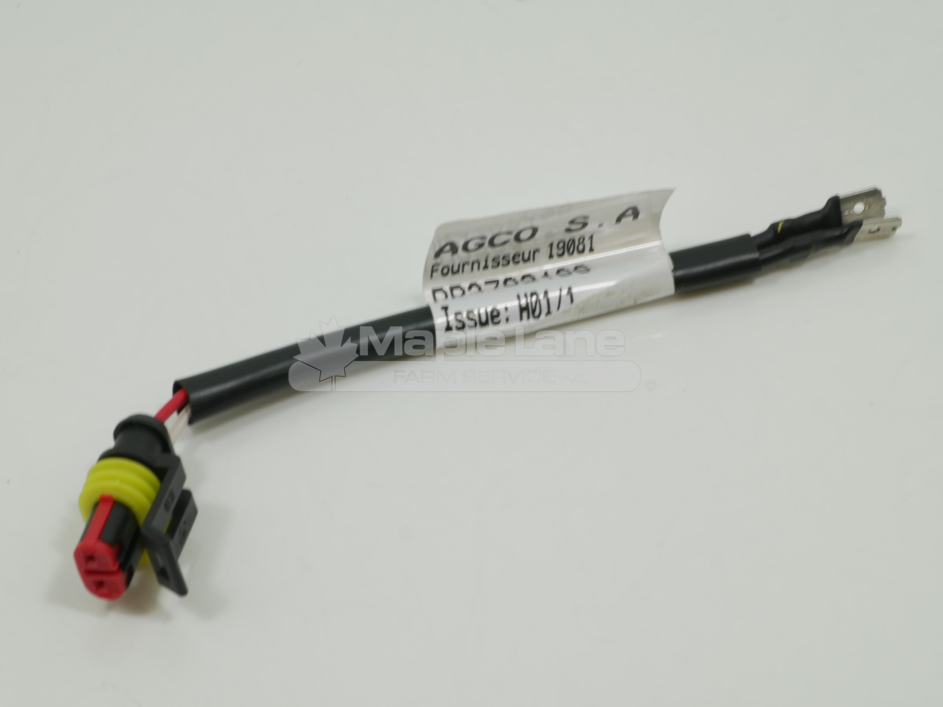 3792198M1 Wire Harness