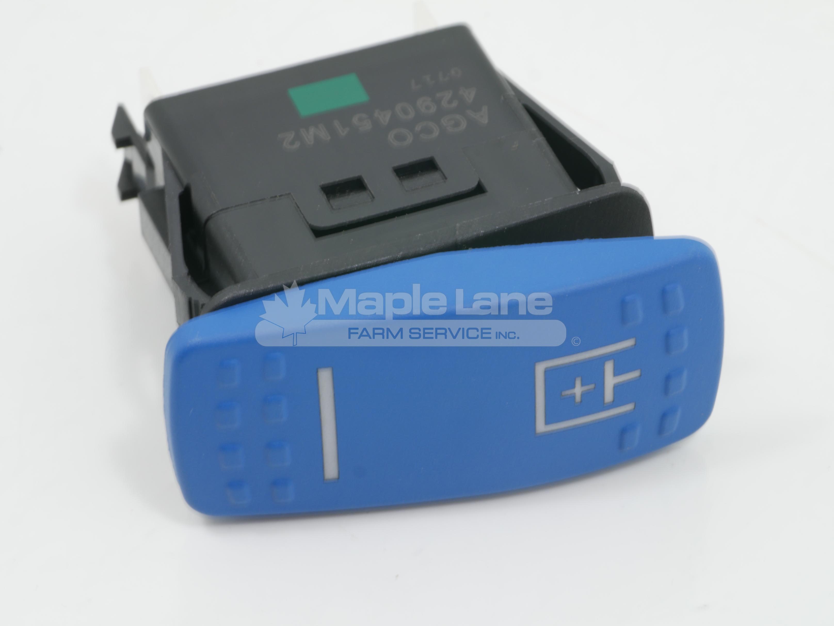 4290451M2 Hydraulic Pump Switch