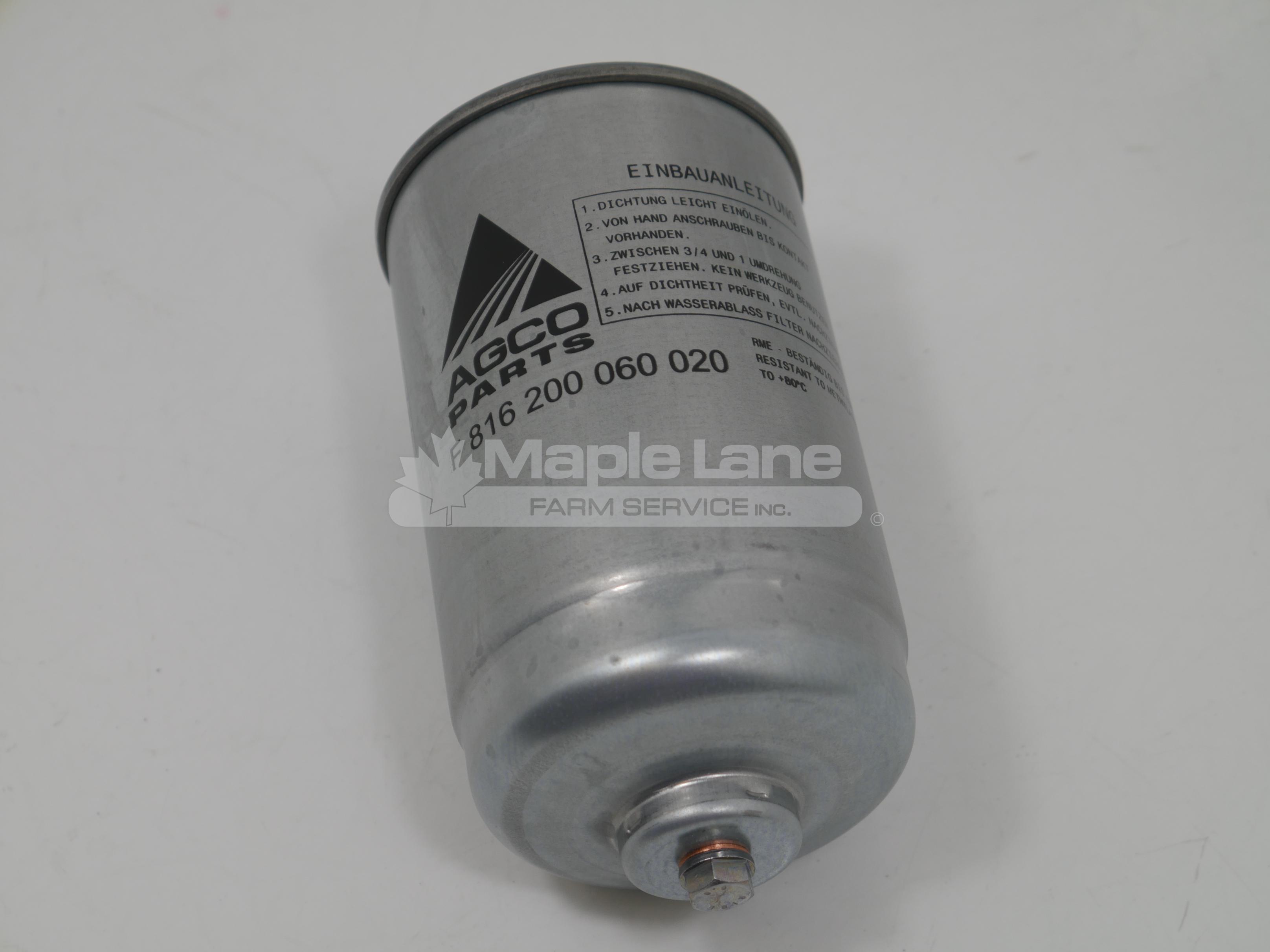 72416928 Fuel Filter