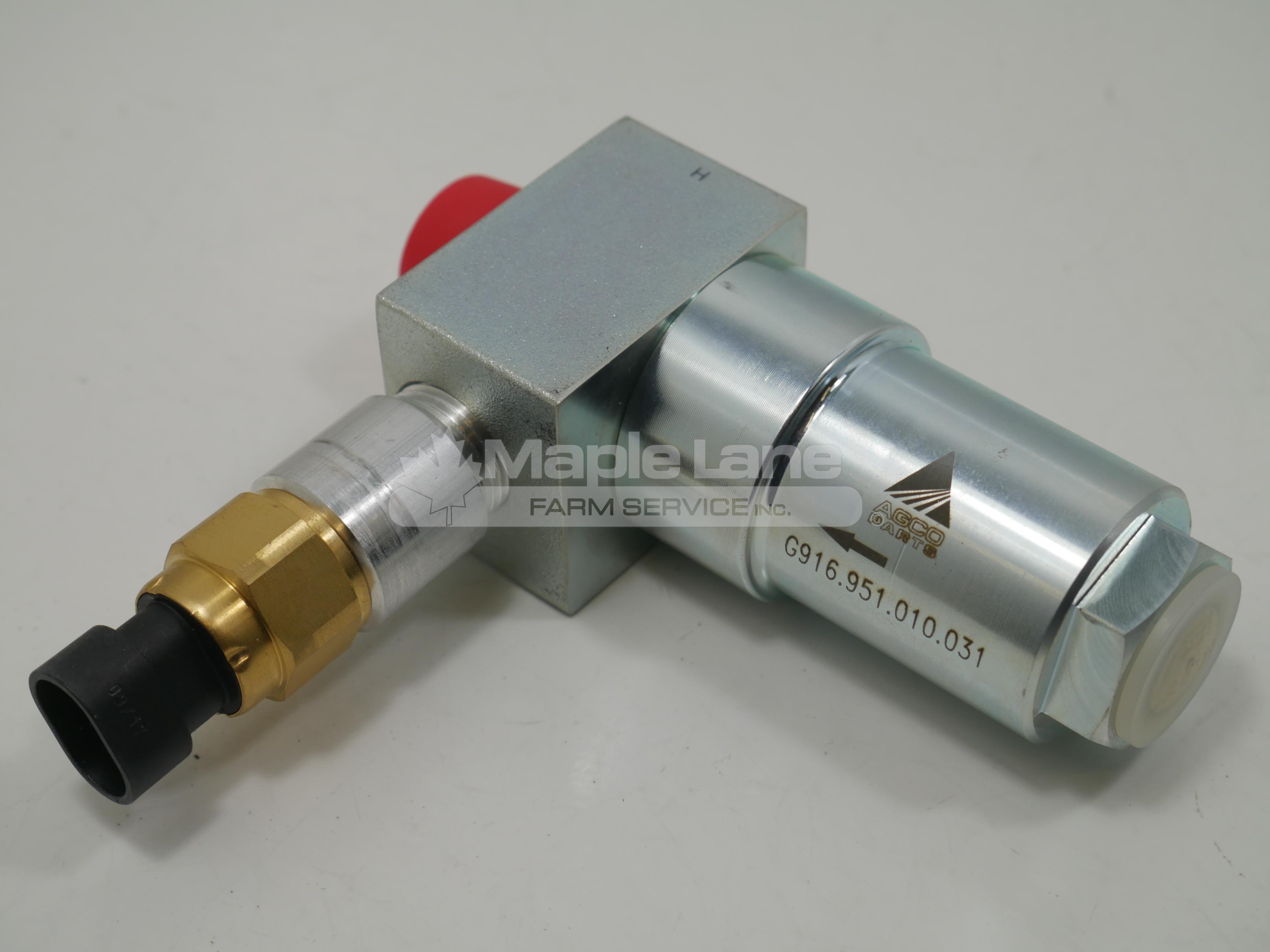 72474645 Pressure Filter