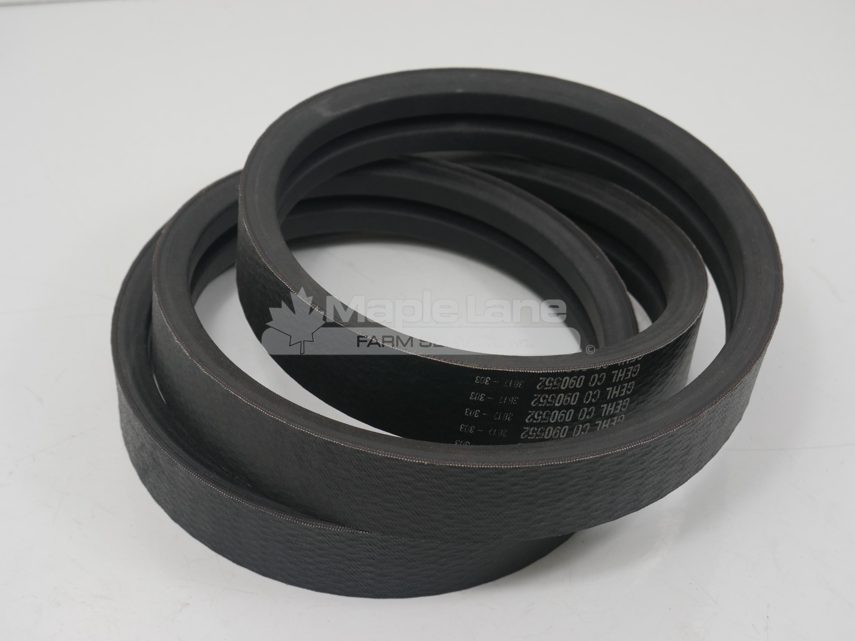 090552 Power Band Belt