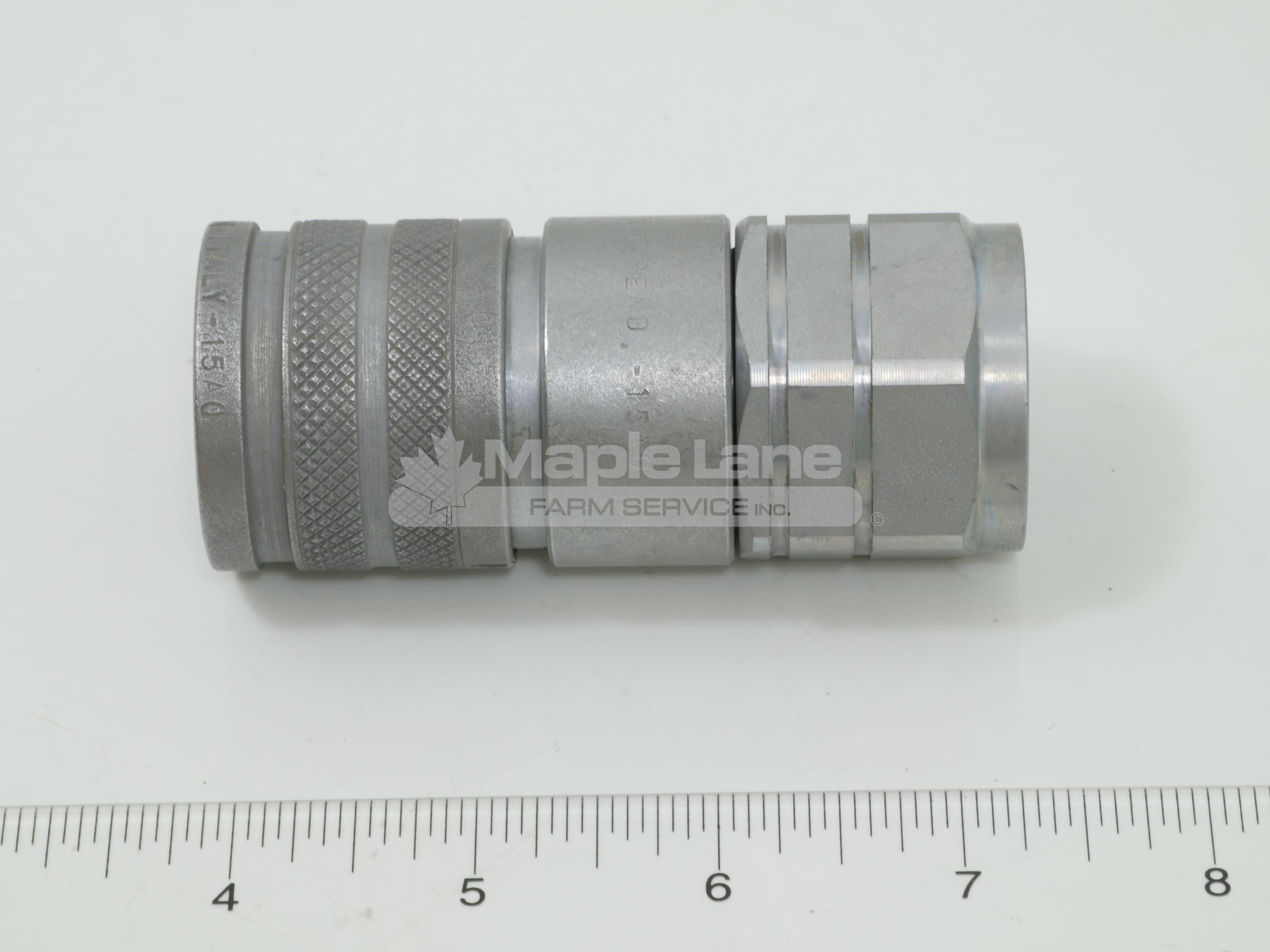 100-32167 Hydraulic Quick Coupler