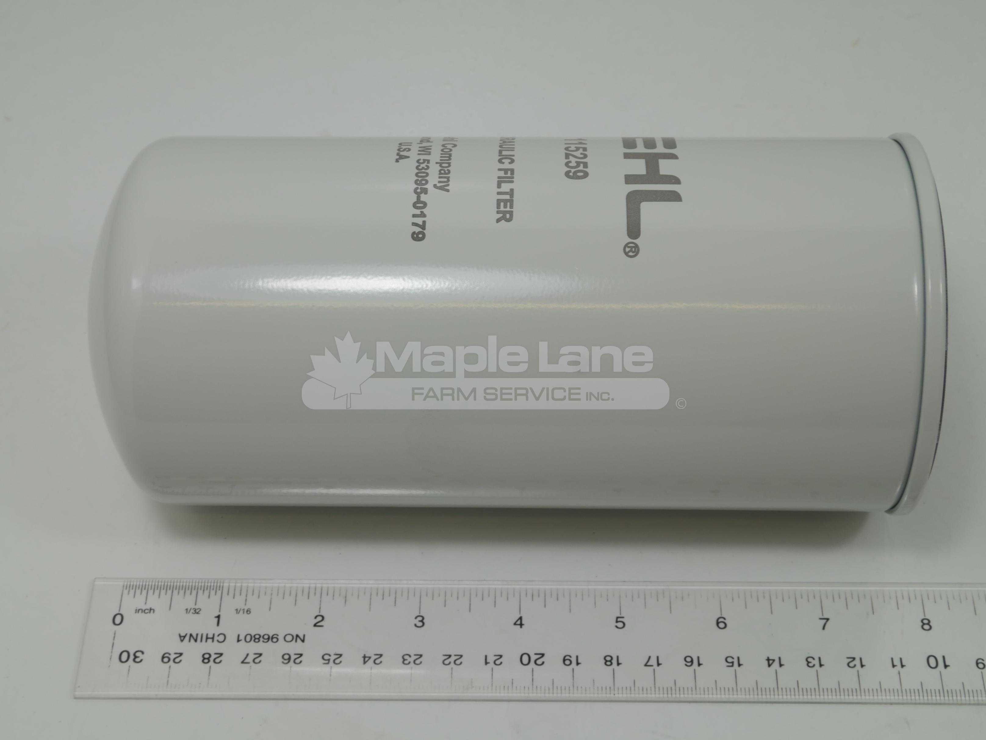 115259 Hydraulic Filter