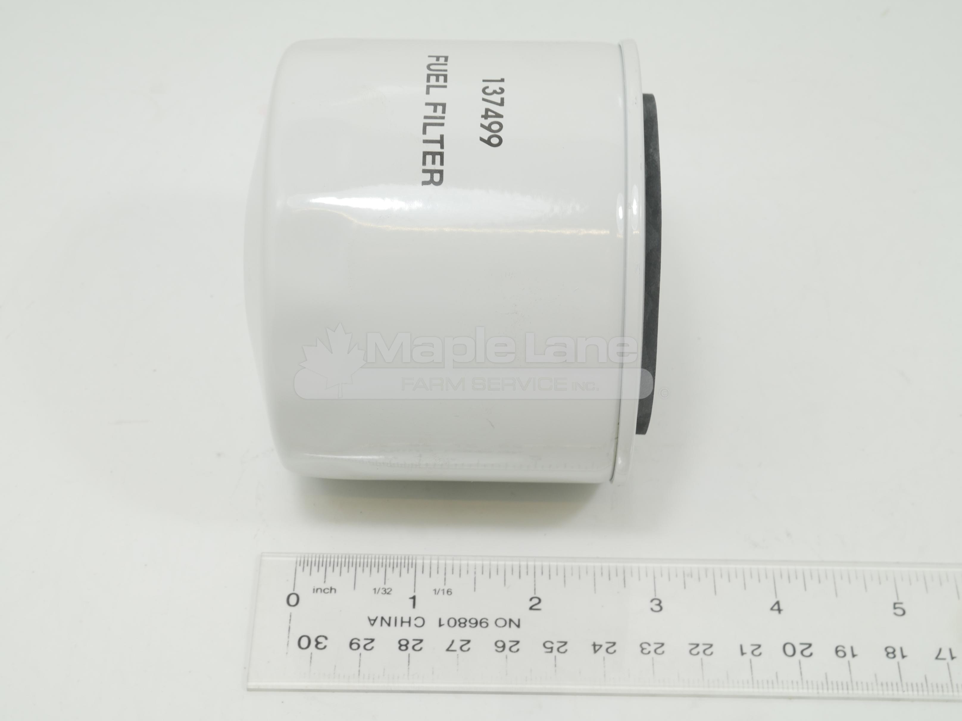 137499 Fuel Filter