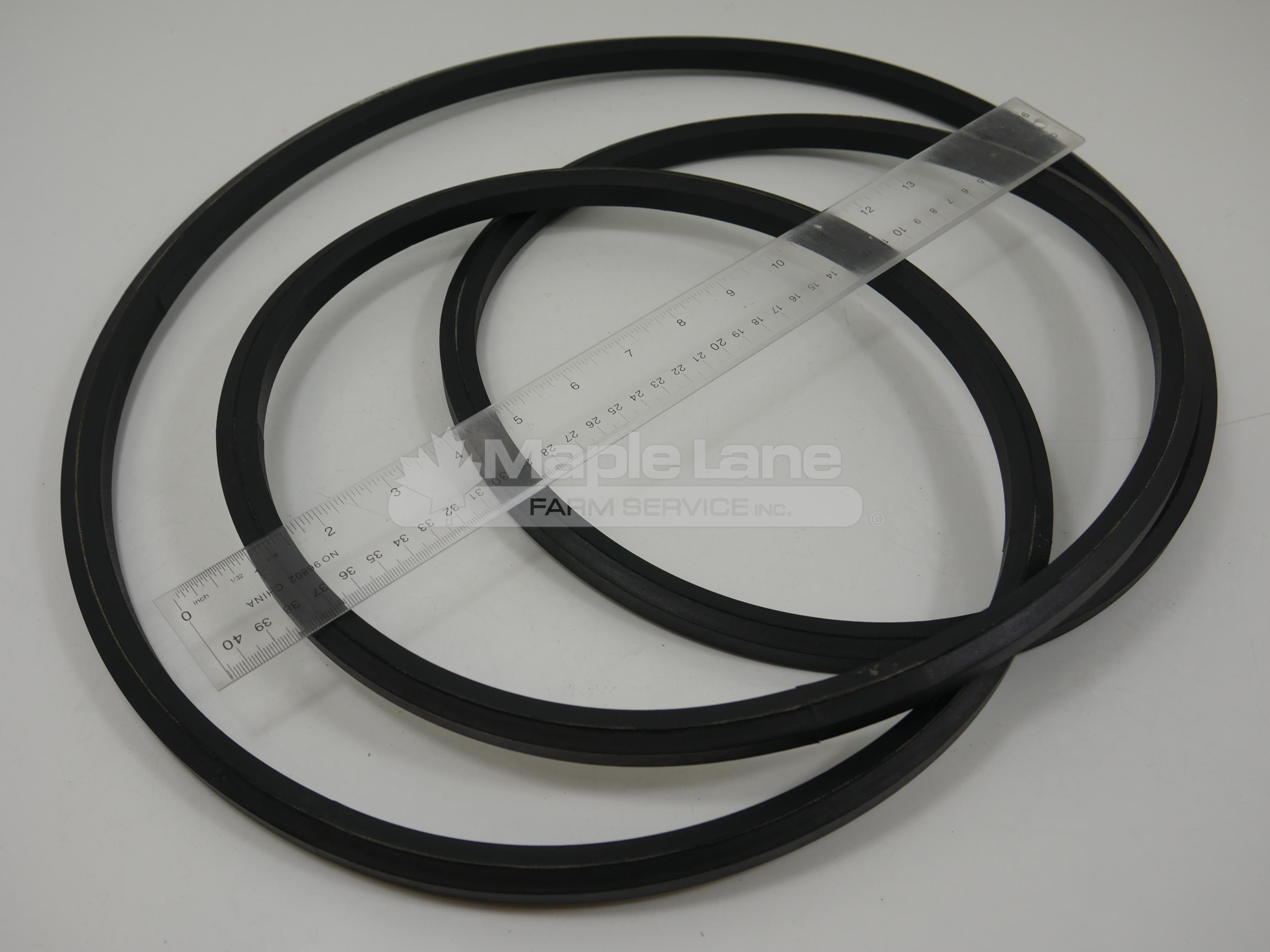 145881 Set of 4 Belts