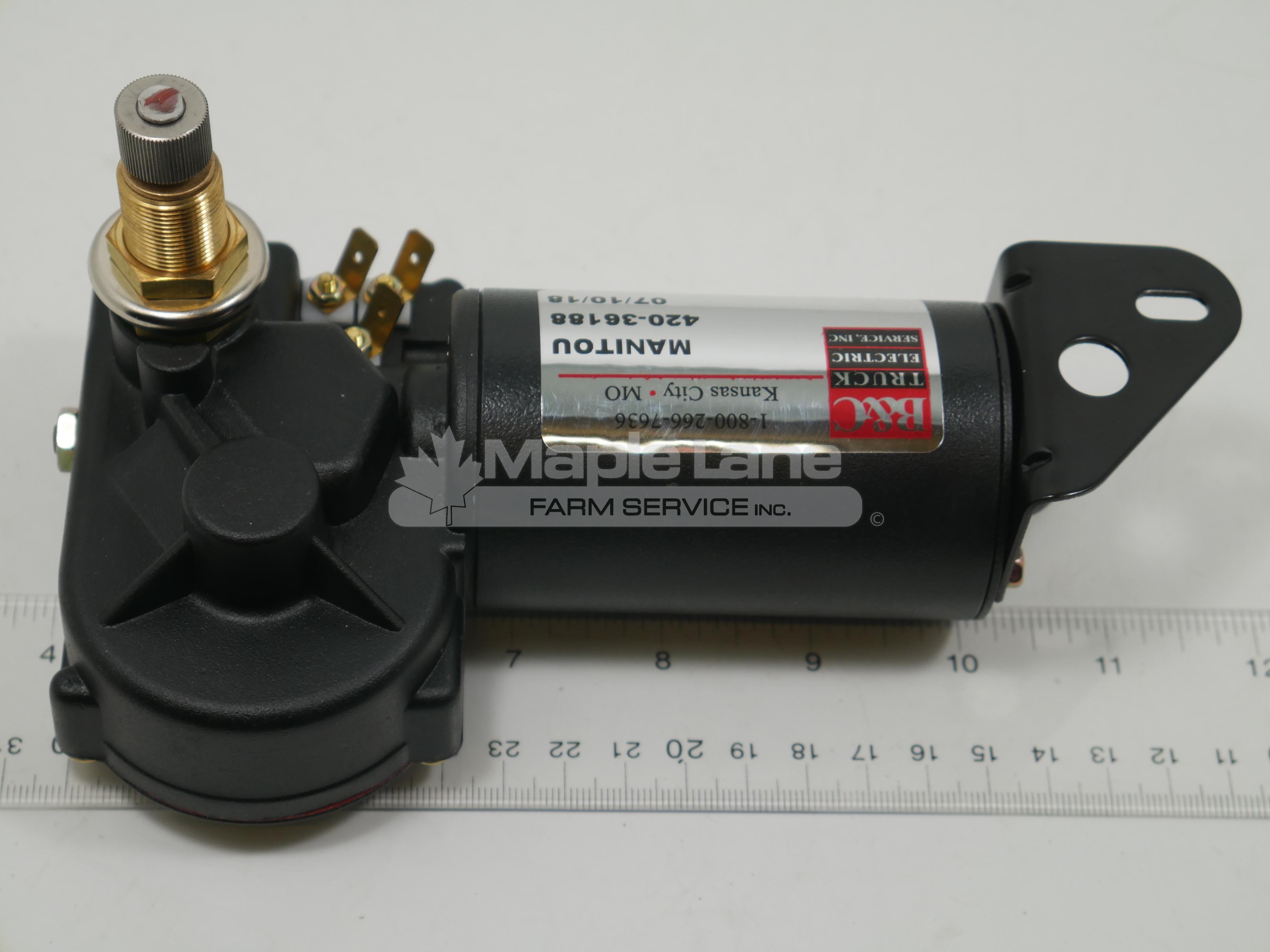 420-36188 Wiper Motor Assembly