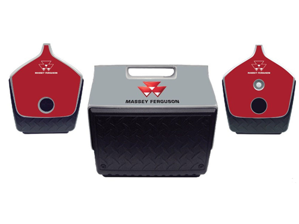 Massey Ferguson Igloo Cooler