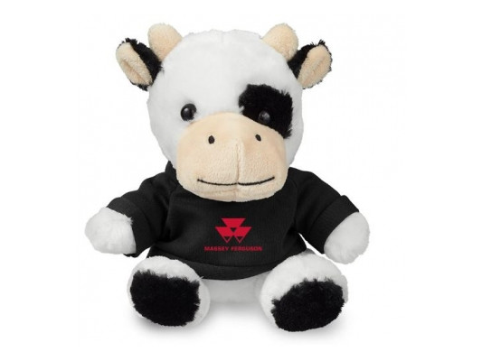 Massey Ferguson Plush Cow