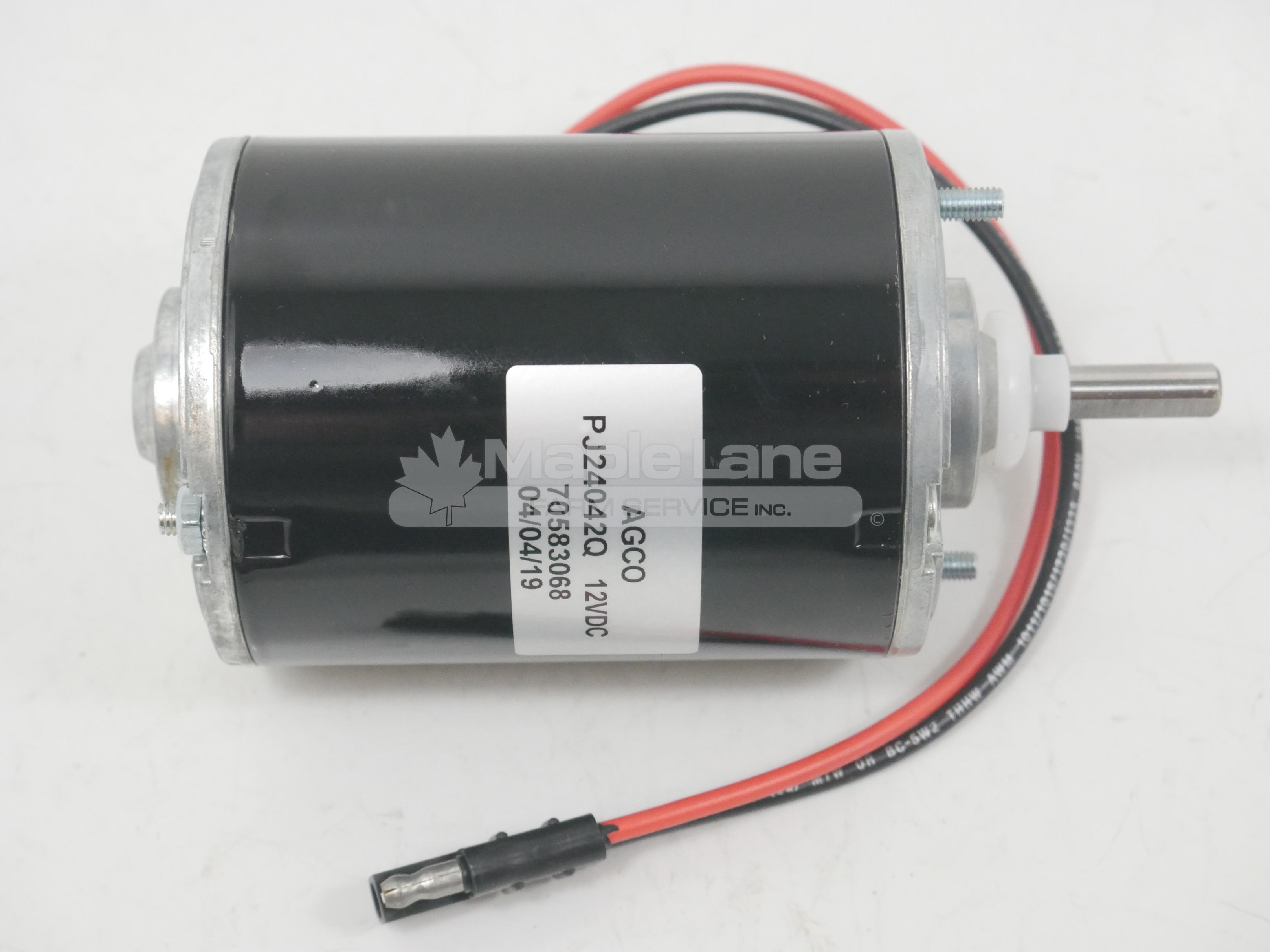 70583068 Blower Motor