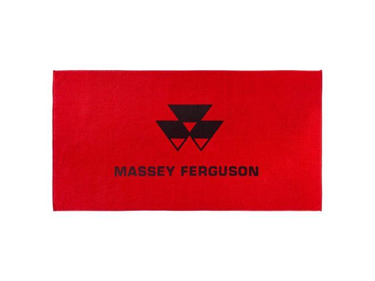 Massey Ferguson Bath Towel