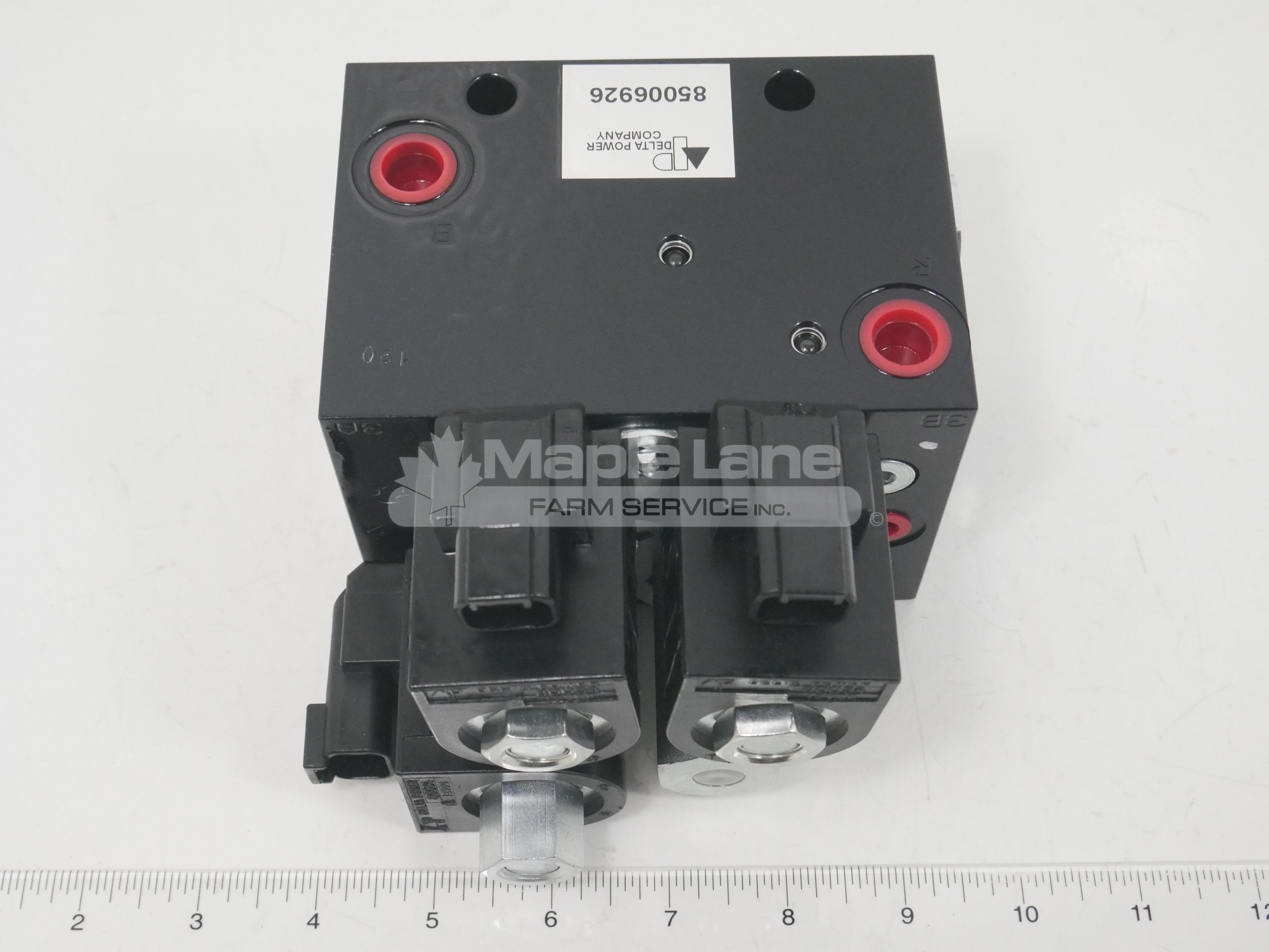 700736460 Hydraulic Density Valve