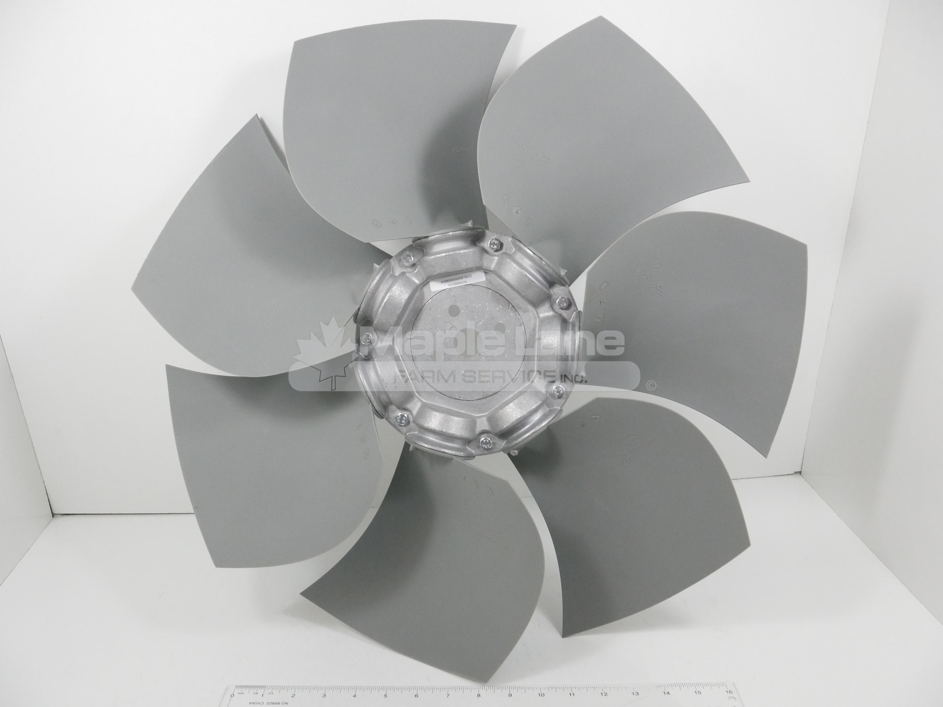 """191069 Multi-Wing 2ZR Fan 22"""""""