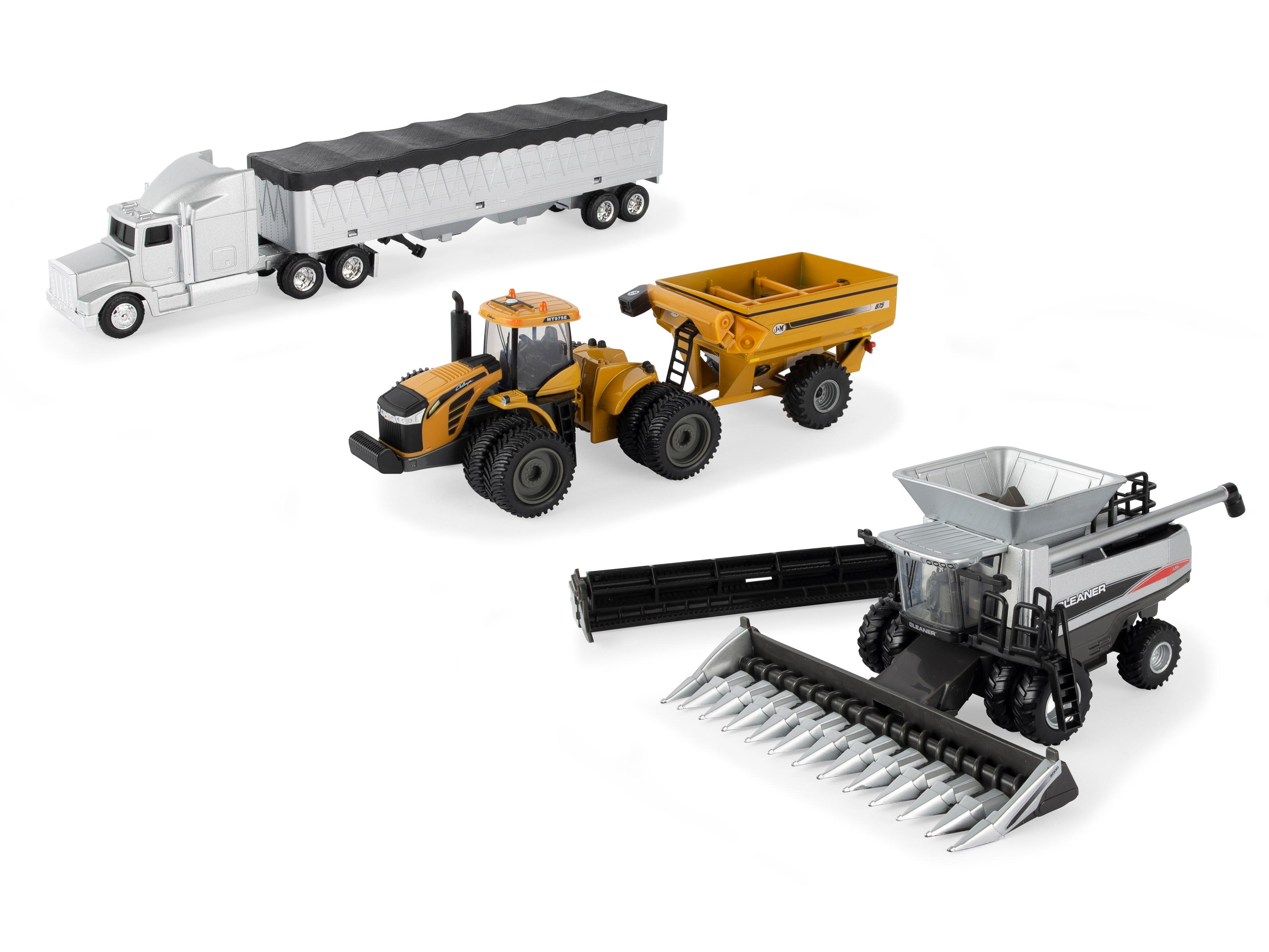 Gleaner Challenger Harvesting Set